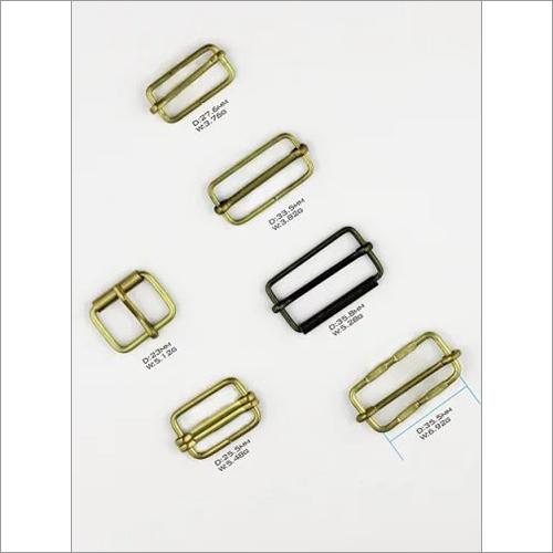Brass Adjuster Buckle