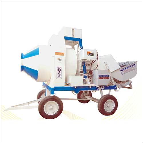 Mini Mobile Concrete Batching Machine