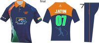 SUBLIMATION CRICKET DRESS