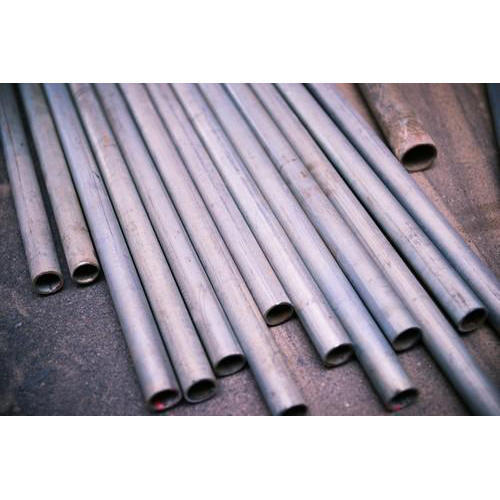 Lead Round Pipe