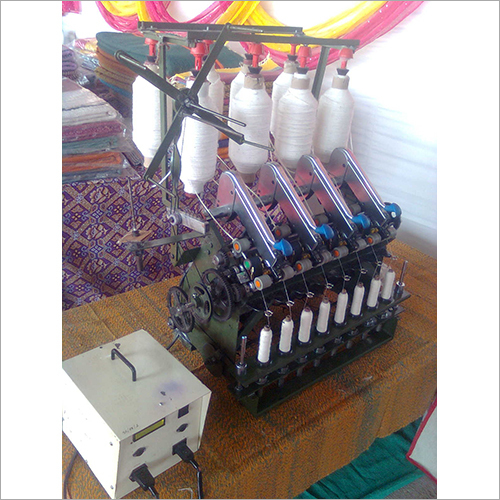 Solar Cotton Spinning Yarn Machine