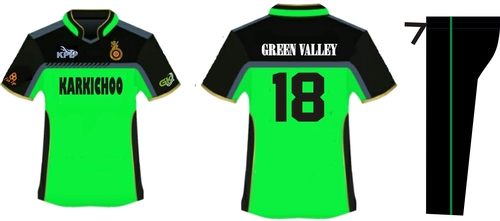 Promotiona lIPL Cricket Dress