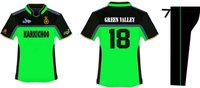 IPL STYLE  CRICKET JERSEY WITH LOWER