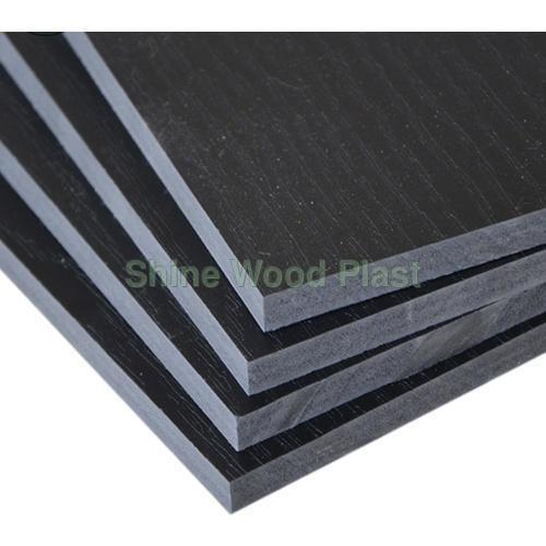 Black PVC Foam Sheet