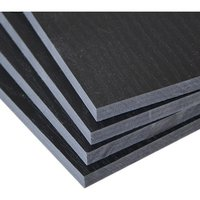 Black PVC Foam Sheet