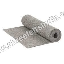 Carbonised Woolen Felts