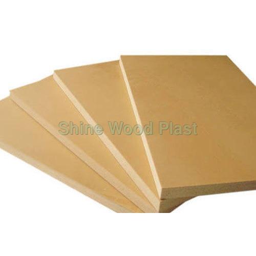 Brown WPC Foam Sheet
