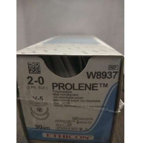 ETHICON - PROLENE(POLYPROPYLENE) (W8937)