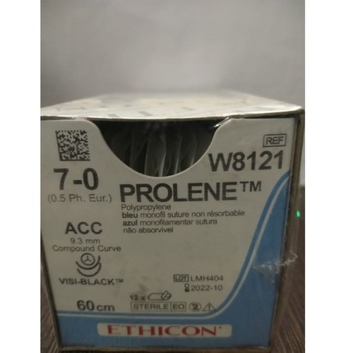 ETHICON - PROLENE(POLYPROPYLENE)(W8121)