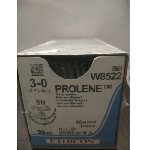 ETHICON - PROLENE(POLYPROPYLENE)(W8522)