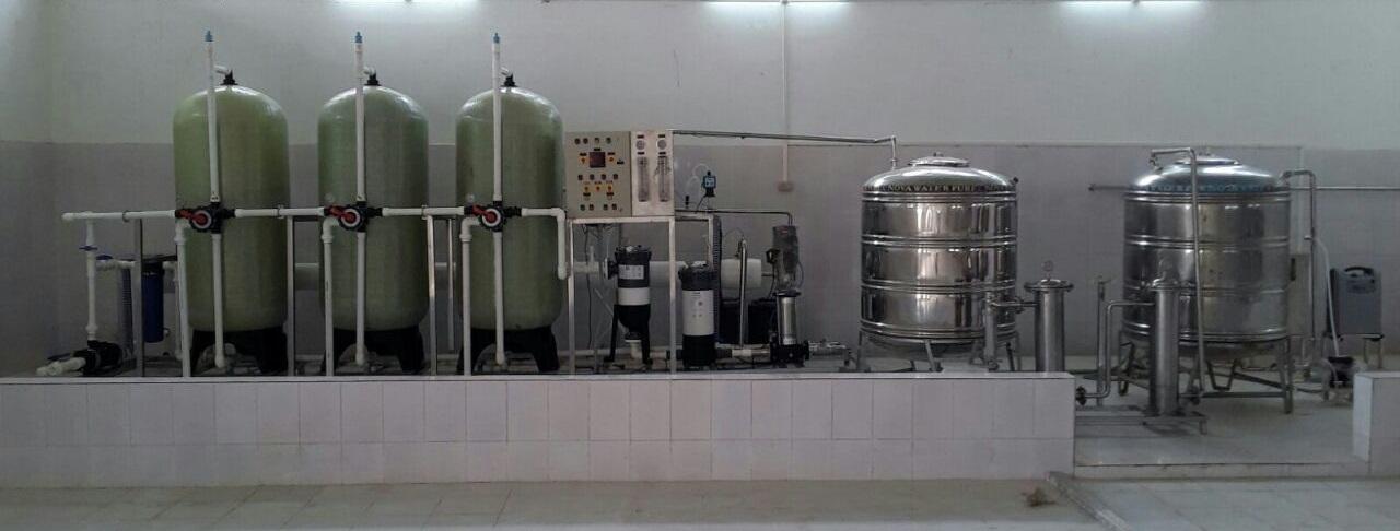 Ro Plants Machinery