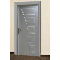 Gray PVC Door