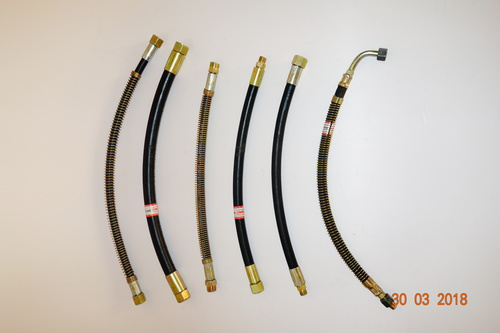 High Assembly Hose Pipes