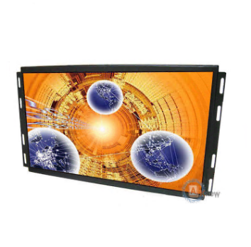 20 Inch 1920X1080 High Brightness LCD Monitor For Gaming / Automatic Equipments