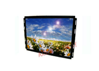 1000nits High Brightness Monitor , Wide Screen Open frame LCD Monitor 18.5 inch