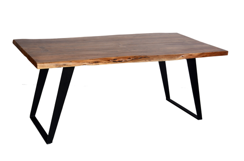 Industrial Rustic mango Dining Table