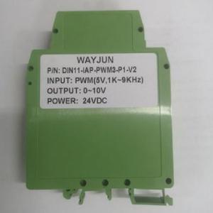 PWM pulse width modulation to 4-20ma/0-10V