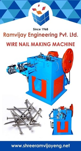 Wire Nails Machine