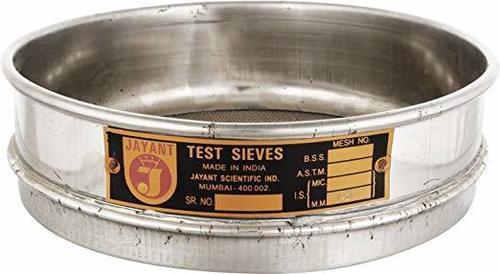 Test Sieve 18 Inch Diameter (SS Frame)