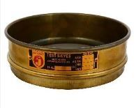 Test Sieve 4 Inch Diameter (Brass) BSS