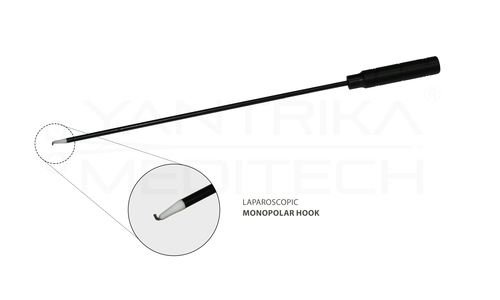 Laparoscopic Monopolar Hook