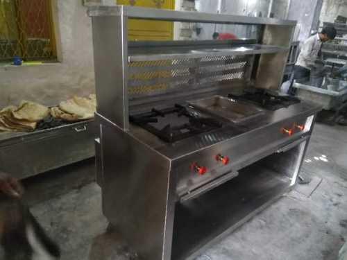Bhatura counter