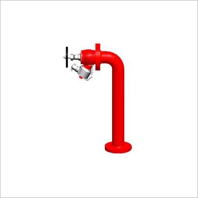 Single Outlet Stand Post Application: Industrial