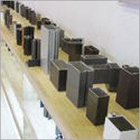 Aluminum Extrusion Section