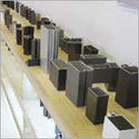 Aluminum Extrusion Section