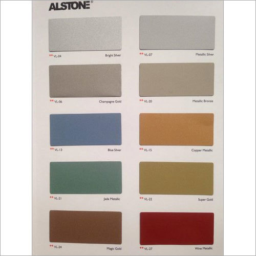 ACP Sheet - Alstone