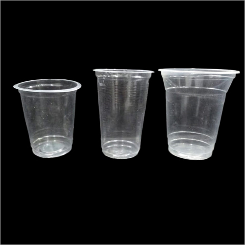 Water Plastic Disposable Glass