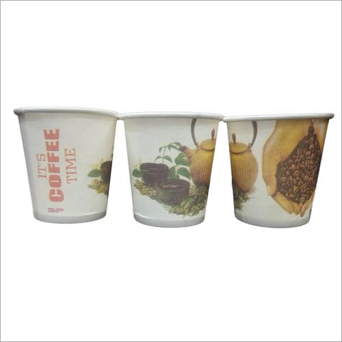 Printed Coffee Glass