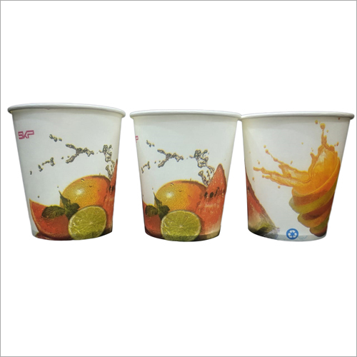 Printed Juice Glass