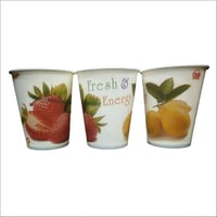 Disposable Juice Paper Glass
