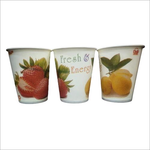 Disposable Juice Paper Glass