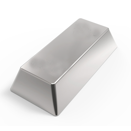 High quality pure Nickel ingot