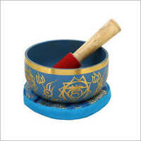 Chakra Brass Singing Bowl