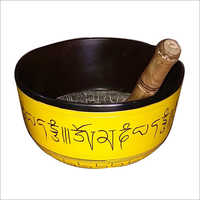 Decorative Singing Bowl