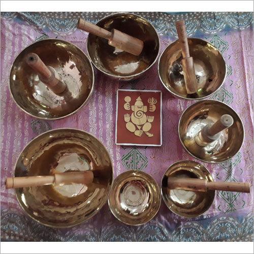 Singing Bowl Chakra Set