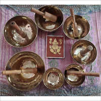 Singing Bowl Chakra Set