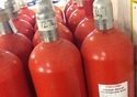 Filling Fire Fighting Gases