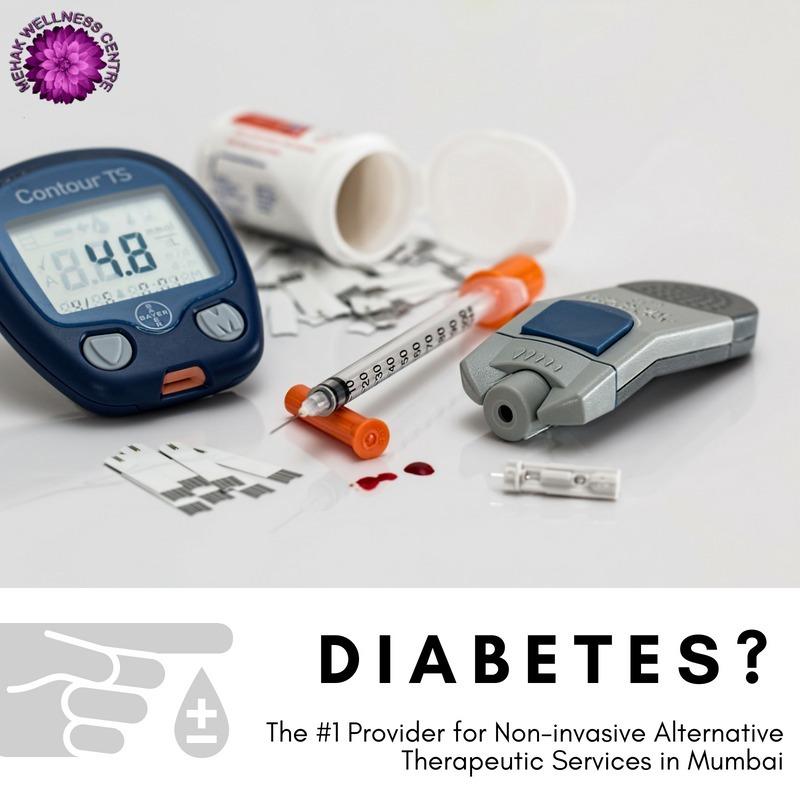 Diabetes Non Invasive Diagnosis & Treatment