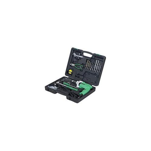 """Impact Drill Dv13vss 13mm (1/2"""") Tool Kit : Hitachi"""