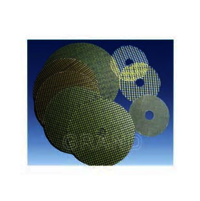 Net for griding wheel