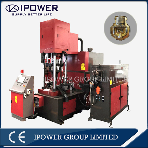 Vertical Hot Forging Press Machine for Nozzle Yoke
