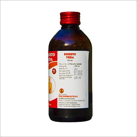 Digestoveda Syrup