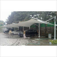 Tensile Parking Strcture