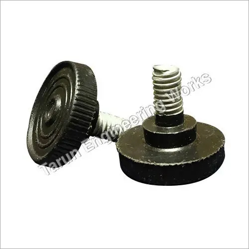 Black Furniture Level Adjuster