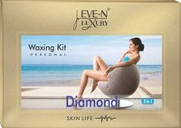 EVE-N HAIR REMOVING WAXING KIT PERSONAL DIAMOND