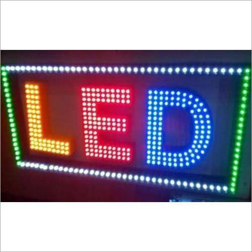 LED Display Signs Board